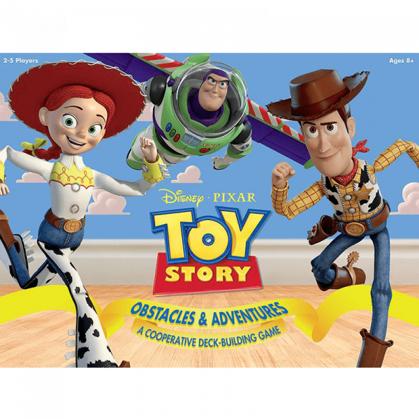 Toy Story: Obstacles & Adventures 0