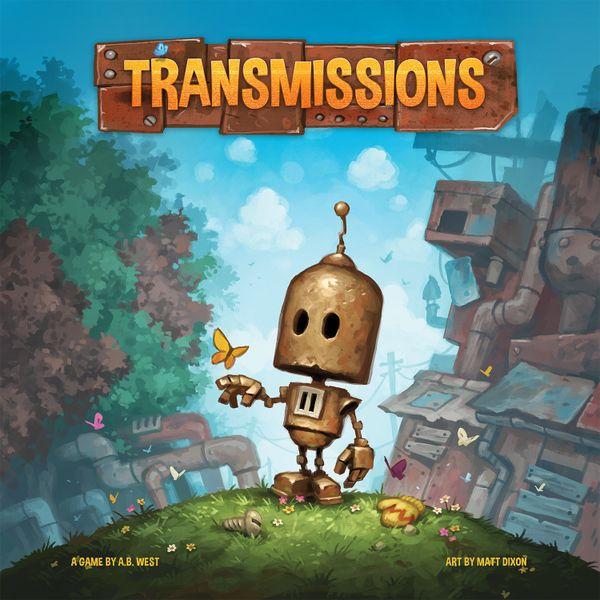 (PRECOMANDA) Transmissions (Kickstarter Deluxe) [0]
