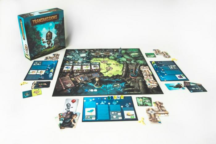 (PRECOMANDA) Transmissions (Kickstarter Deluxe) [1]