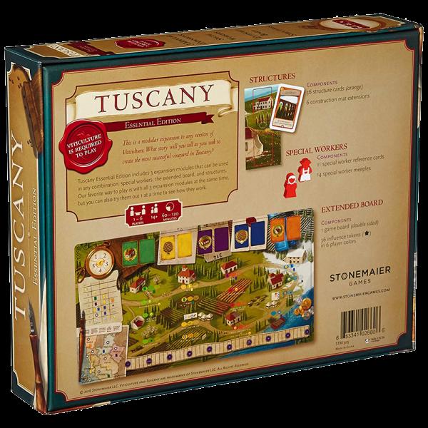 Tuscany Essential Edition 1