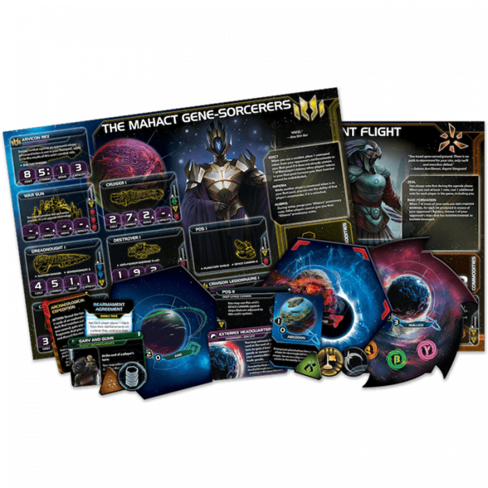 Twilight Imperium (Fourth Edition): Prophecy of Kings 2