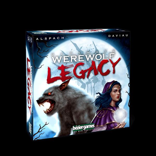 Ultimate Werewolf Legacy 0