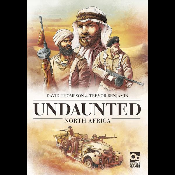 Undaunted: North Africa 0