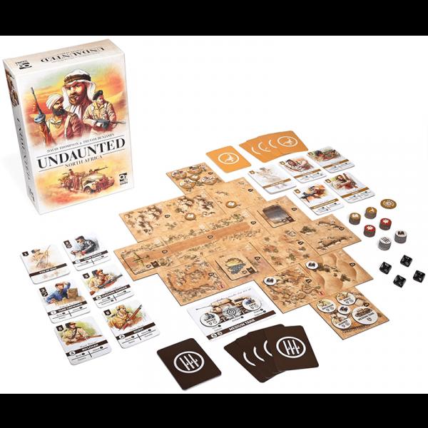 Undaunted: North Africa 2