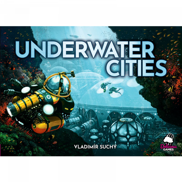 Underwater Cities (2nd print with promo included) [0]
