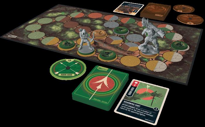 Unmatched: Robin Hood vs. Bigfoot [2]
