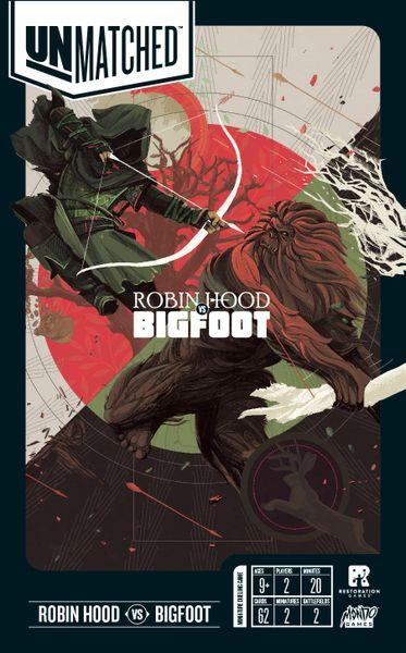 Unmatched: Robin Hood vs. Bigfoot [0]