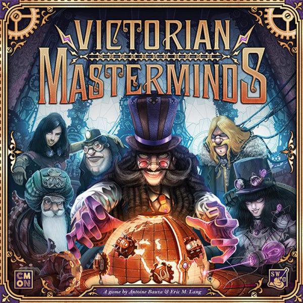 Victorian Masterminds 0