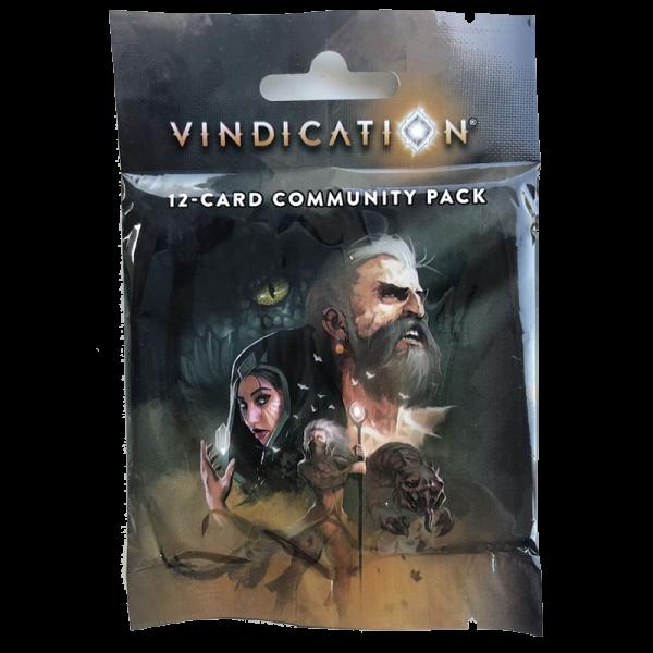 Vindication: Community Promo Pack 2019 0
