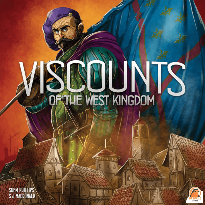 Viscounts of the West Kingdom 0