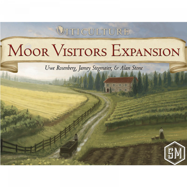 Viticulture: Moor Visitors 0