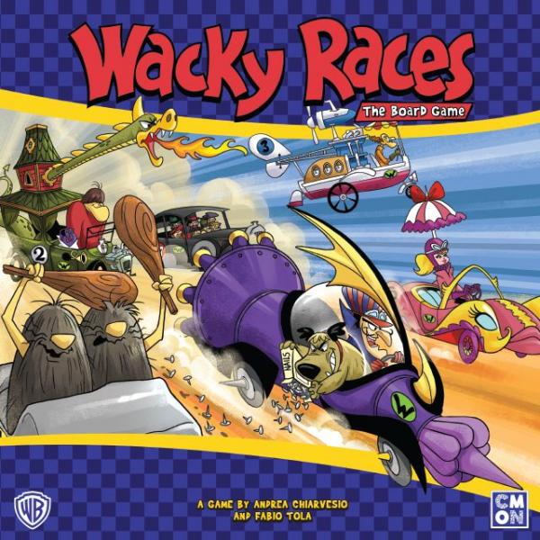 Wacky Races [0]