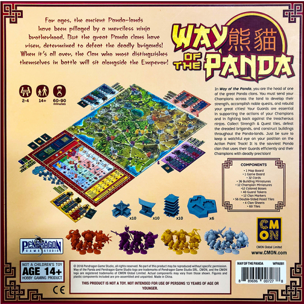 Way of the Panda 1