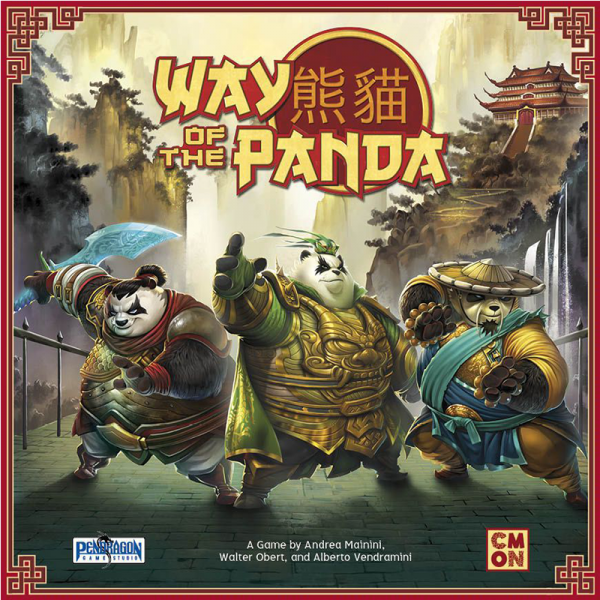 Way of the Panda 0