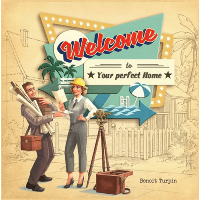 Welcome To…(2nd edition with solo mode) [0]