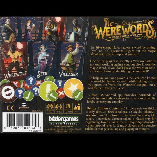 Werewords Deluxe [1]