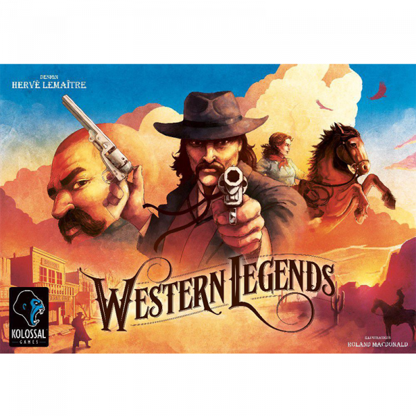 Western Legends [0]