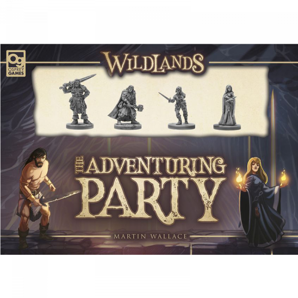 Wildlands: The Adventuring Party 0