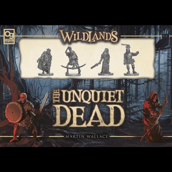 Wildlands: The Unquiet Dead 0