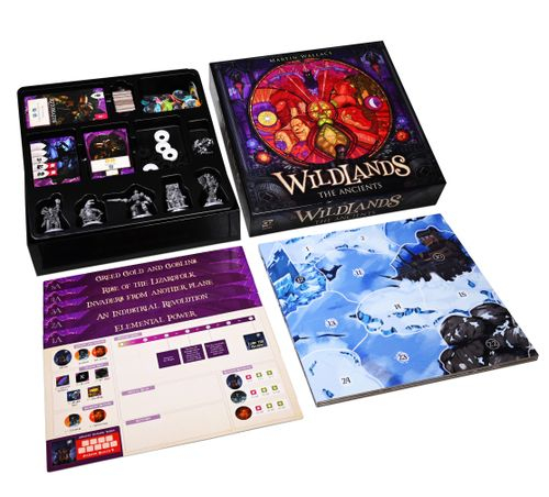Wildlands: The Ancients 1