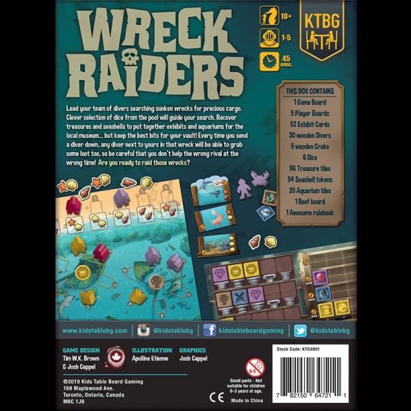 Wreck Raiders [1]