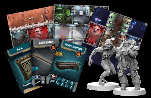 Zombicide: Invader 3