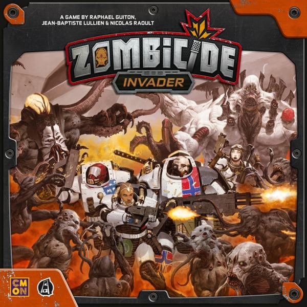 Zombicide: Invader 0