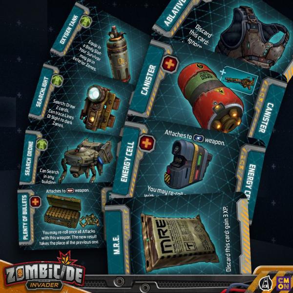 Zombicide: Invader 6