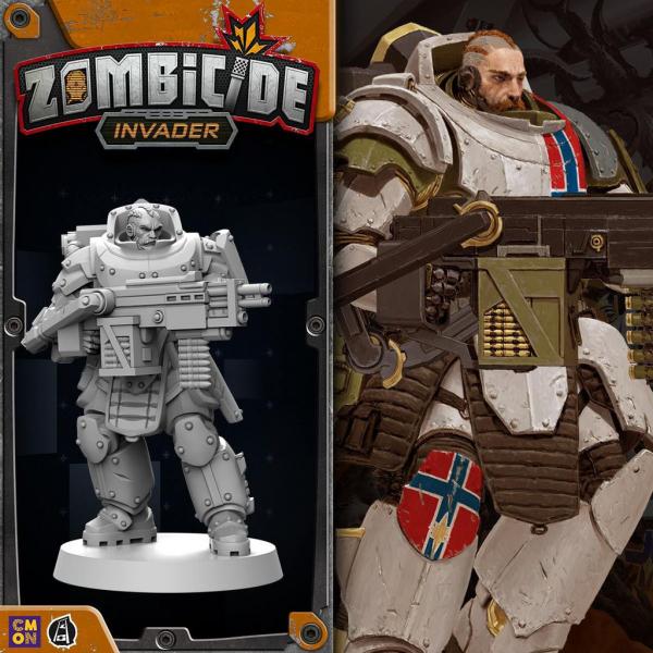 Zombicide: Invader 1