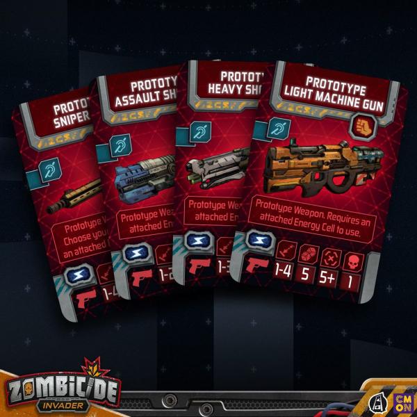 Zombicide: Invader 7