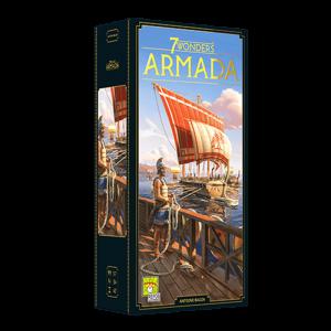 7 Wonders: Armada (Second English Edition) [0]