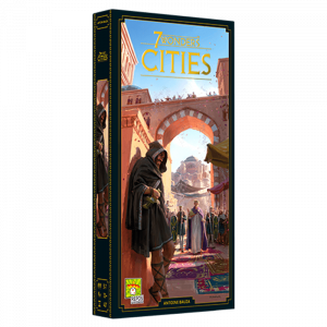 7 Wonders: Cities (Second English Edition)0