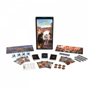 7 Wonders: Cities (Second English Edition)2
