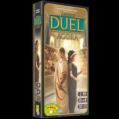 7 Wonders Duel: Agora0