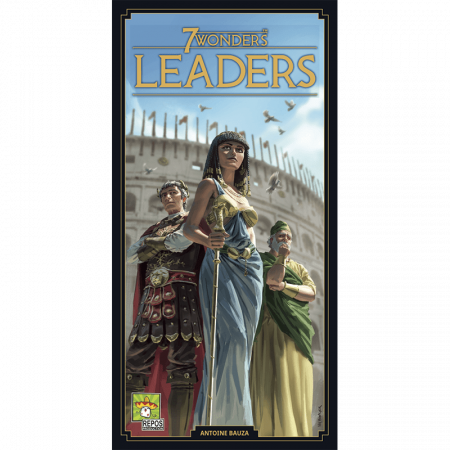 7 Wonders: Leaders (Second English Edition)0