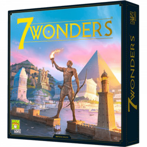 7 Wonders (Second English Edition)0