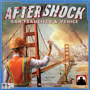Aftershock: San Francisco & Venice [0]