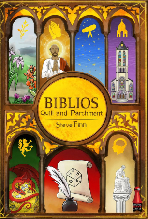 Biblios - Quill and Parchment [0]