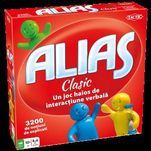Alias Clasic (Romanian Edition)0