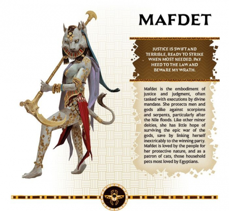 Ankh: Gods of Egypt – Guardians Set [3]