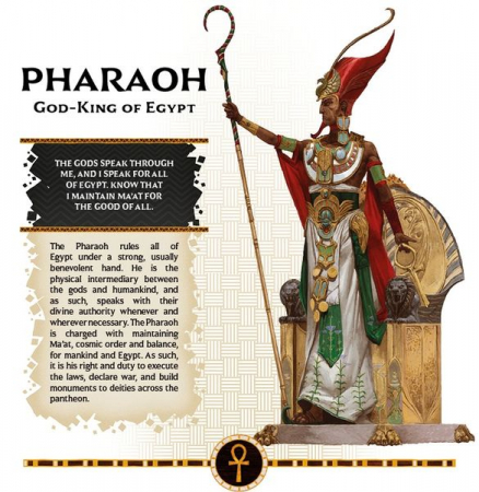 Ankh: Gods of Egypt – Pharaoh [2]