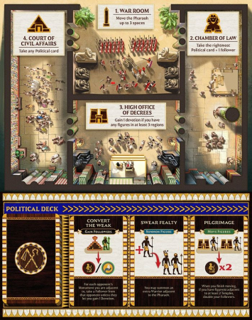 Ankh: Gods of Egypt – Pharaoh [1]