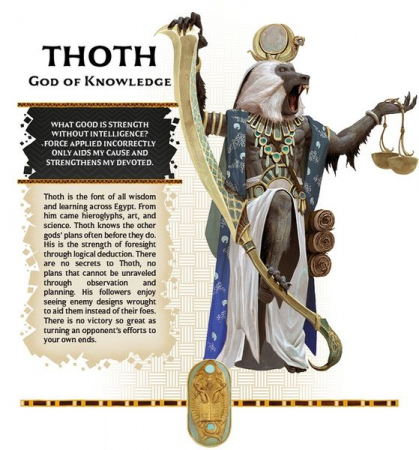 Ankh: Gods of Egypt – Pantheon [3]