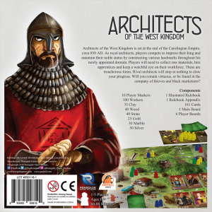 Architects of the West Kingdom [1]