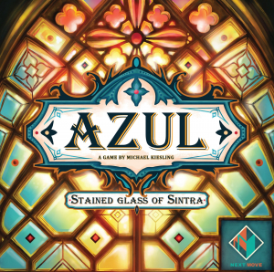 Azul: Stained Glass of Sintra (English Edition)0