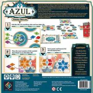 Azul: Summer Pavilion (English Edition)1