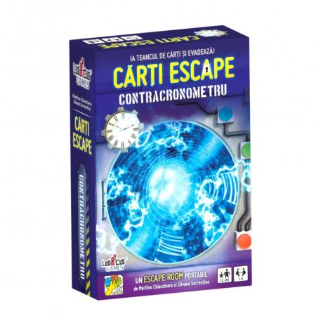 Cărți Escape - Contracronometru [0]