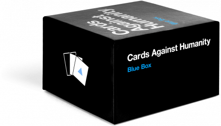 Cards Against Humanity - Blue Box1