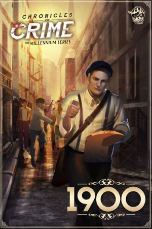 Chronicles of Crime: 1900 [0]