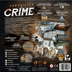 Chronicles of Crime [1]
